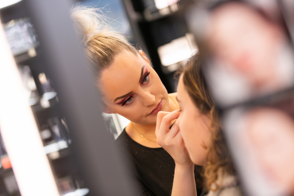 réseau photographes professionnels myphotoagency shooting photo points de vente boutiques sephora